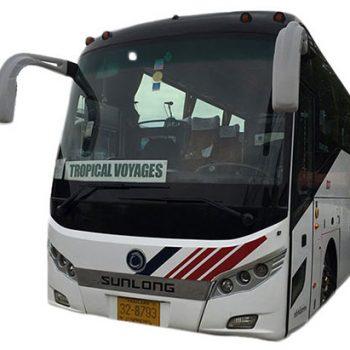 รถบัสรับส่งพนักงานโรงงาน บางนา สมุทรปราการ อยุธยา ชลบุรี ระยอง