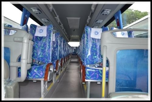 ภายในรถบัส Sunlong-2