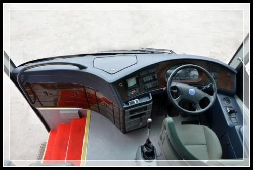 ภายในรถบัส Sunlong-5