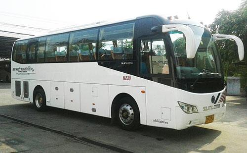 รถทัวร์-10m-sunlong-side